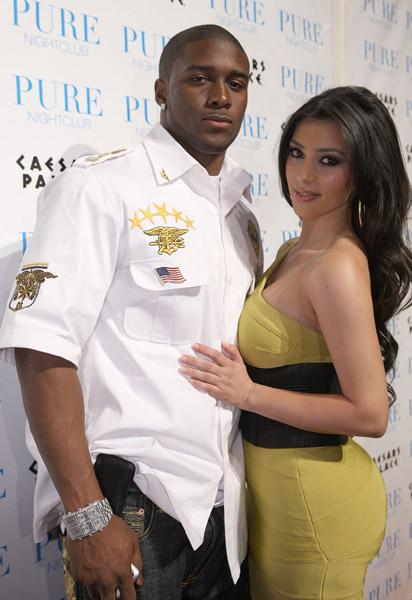 Kim kardashian dating reggie bush