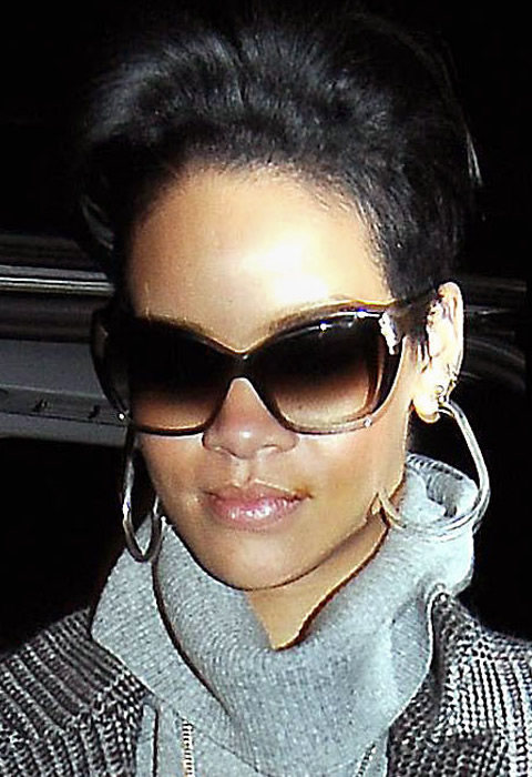 Judiciary Report - Rihanna Jealous Of Chris Brown Groupies