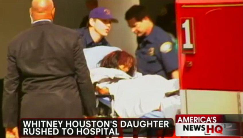 Whitney Houston Is The Latest Hollywood Star To Die Under