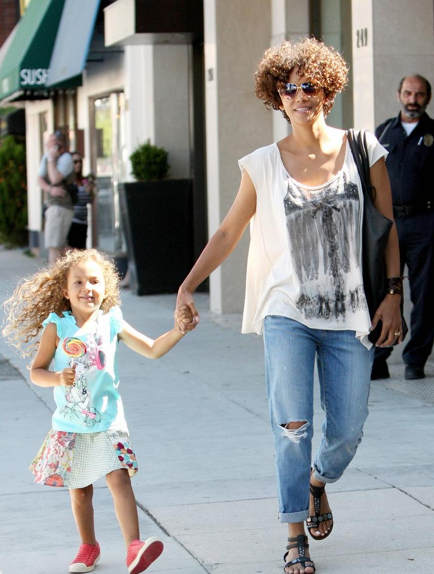 Halle Berry Gives Birth To A Baby Boy