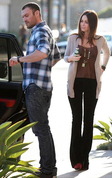 Megan Fox smile