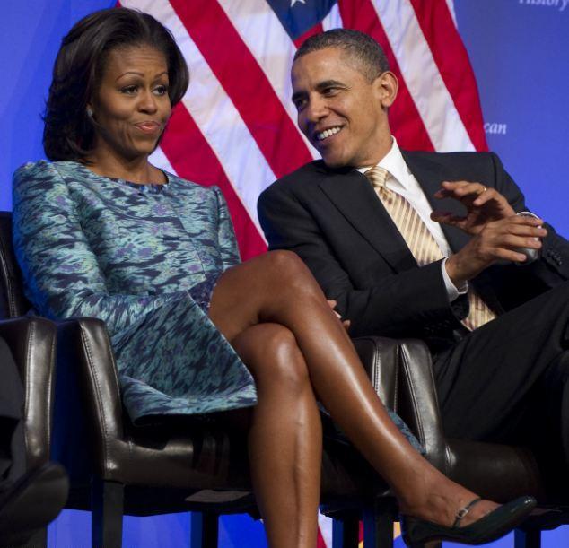 Michelle obama sex