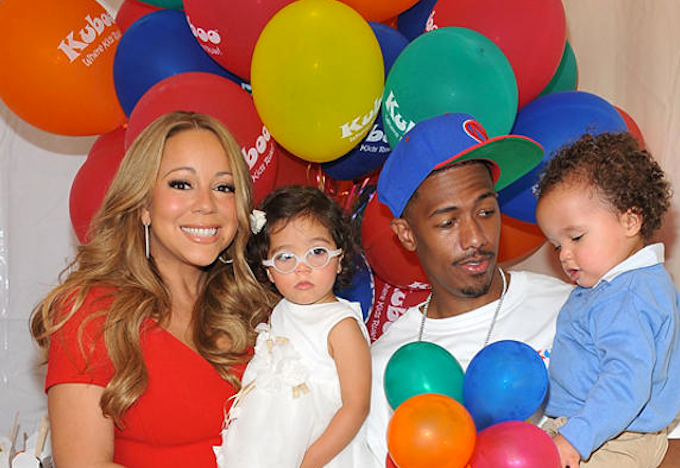 Carey cannon age difference mariah nick Nick Cannon