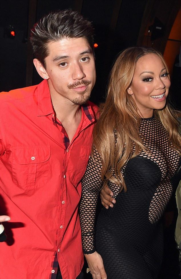 Mariah Careys New Boyfriend Bryan Tanaka Looking For